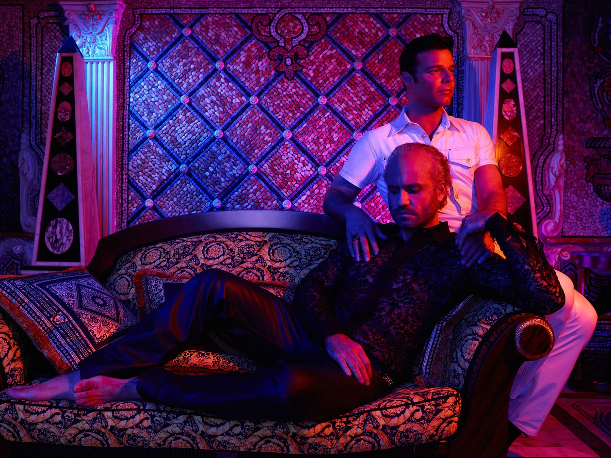 The Assassination of Gianni Versace  / Photo: Courtesy of Pari Dukovic / FX