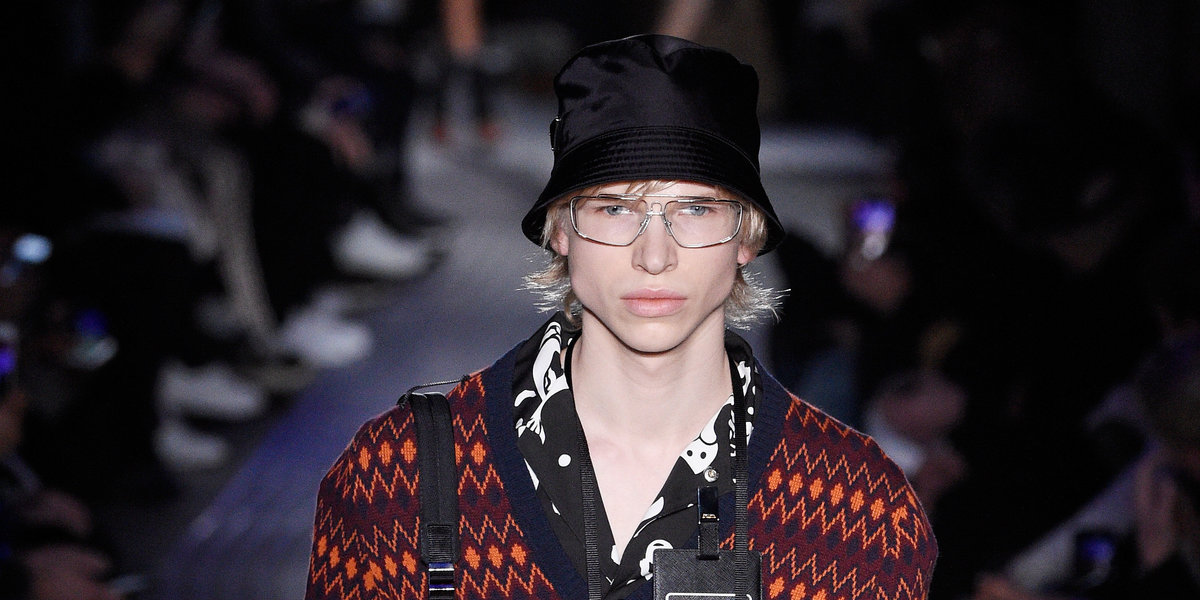 Prada S Men S Runways Have Been Awfully Lacking In