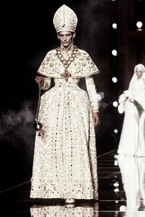 Christian Dior AW00 Couture
