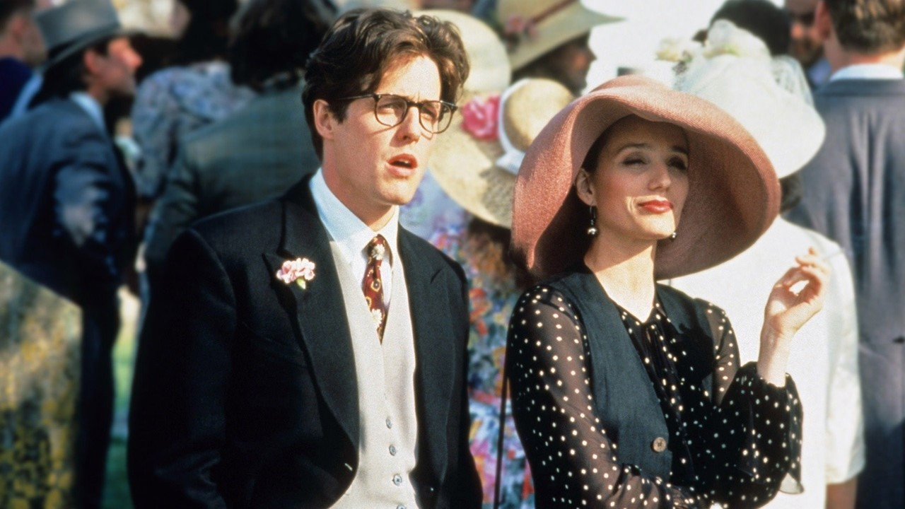 Four Weddings and a Funeral, 1994(Film still)