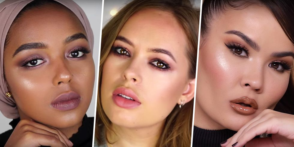 6 Ridiculously Pretty Makeup Tutorials For Whatever Your Valentine's Day Looks Like