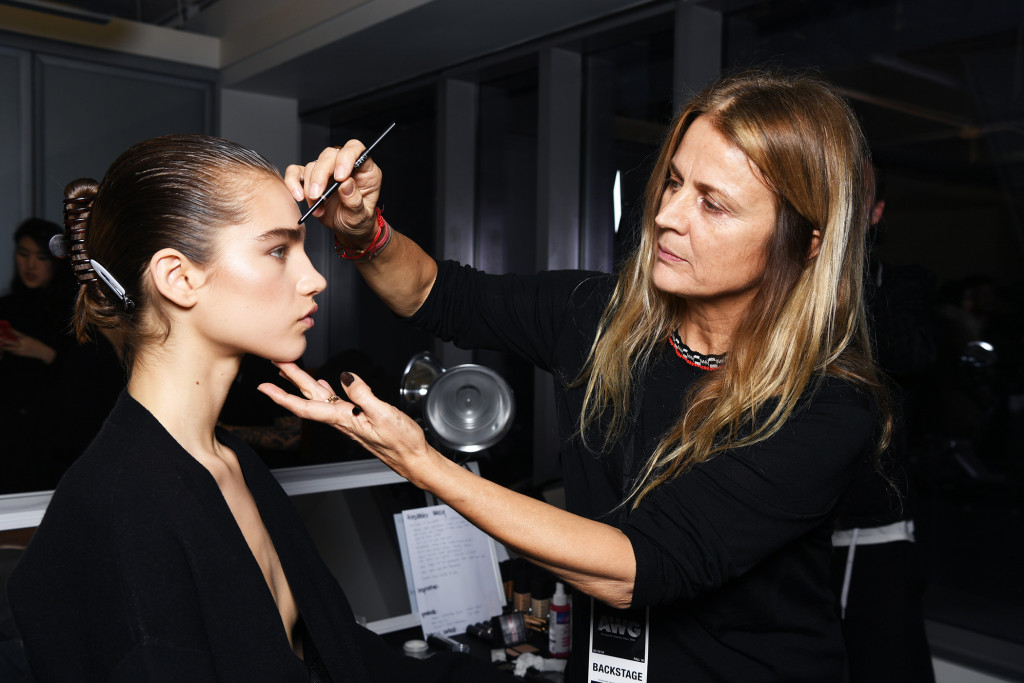 NARS-Alexander-Wang-AW18-Artist-in-Action