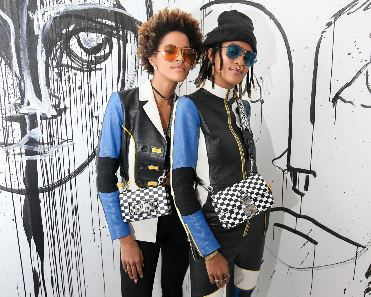 Coco and Breezy.
