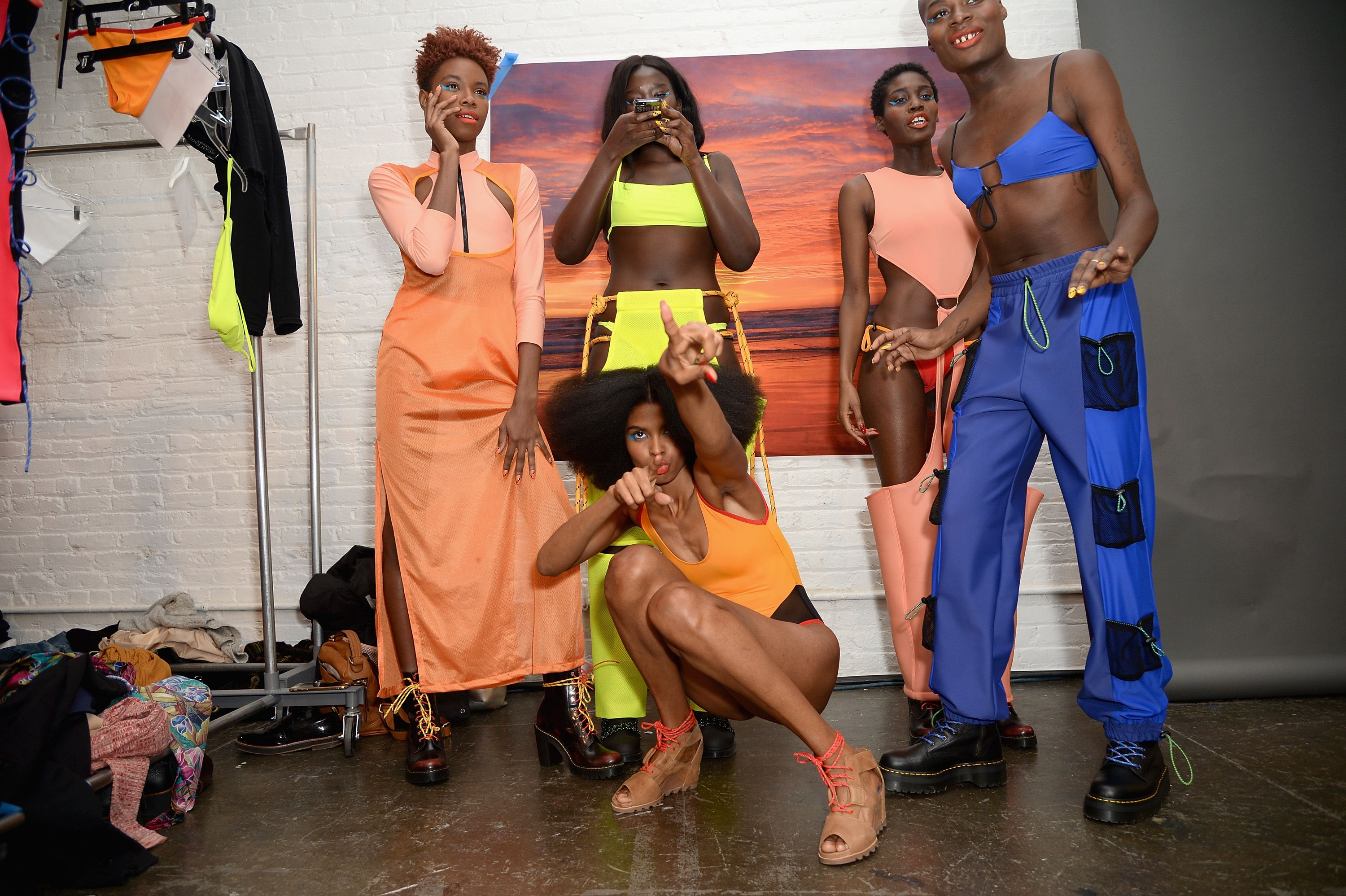 Racial Diversity Improved Slightly At NYFW, But Plus-Size Representation Fell