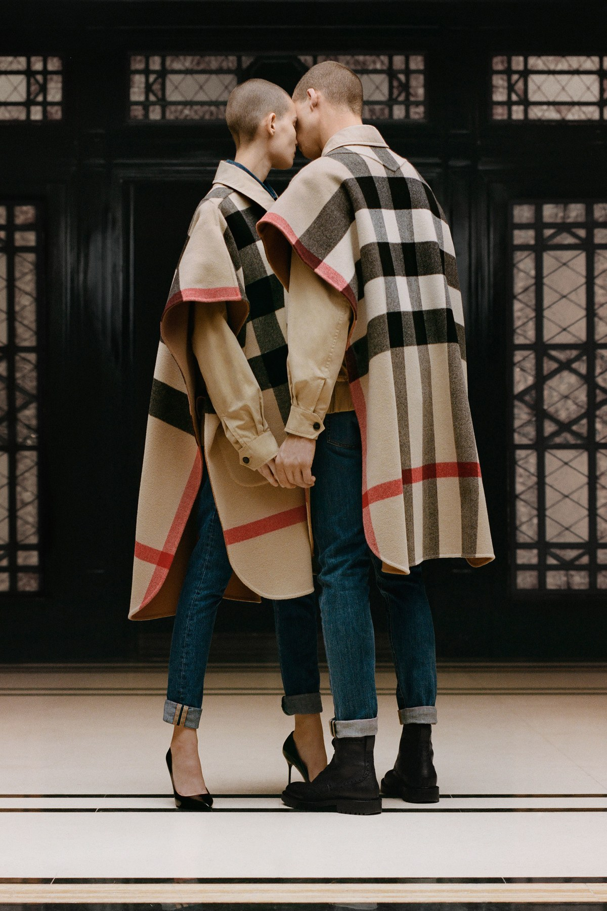 7bcfbb835e1c Riccardo Tisci Puts His Curatorial Stamp On Burberry s Pre-Spring 2019  Collection