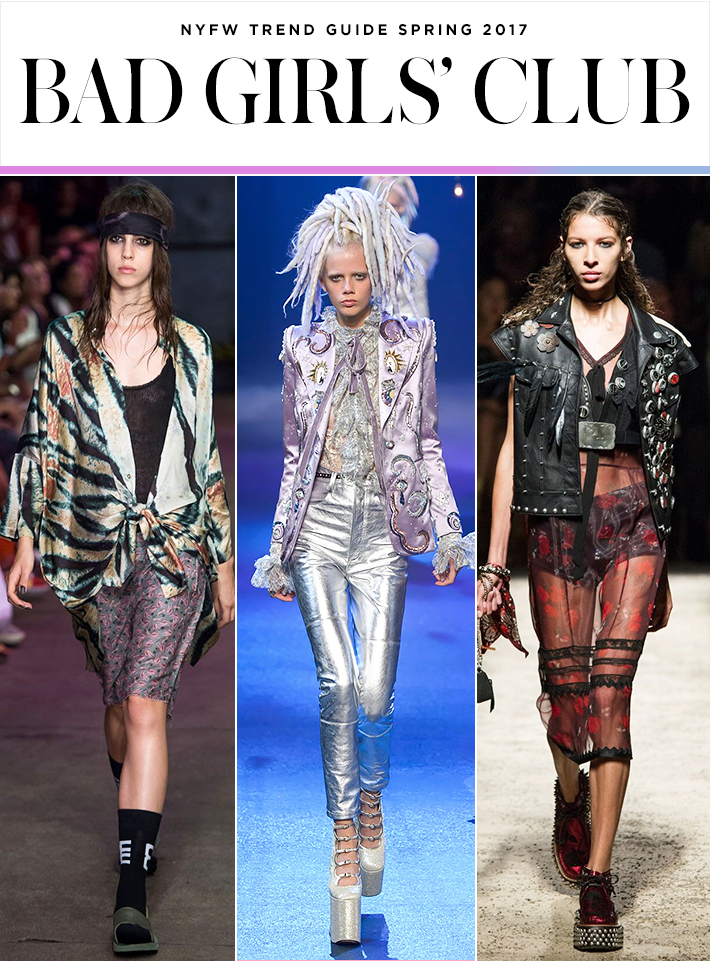20bed176ad The Top 10 Trends from New York Fashion Week Spring 2017 – Fashion ...