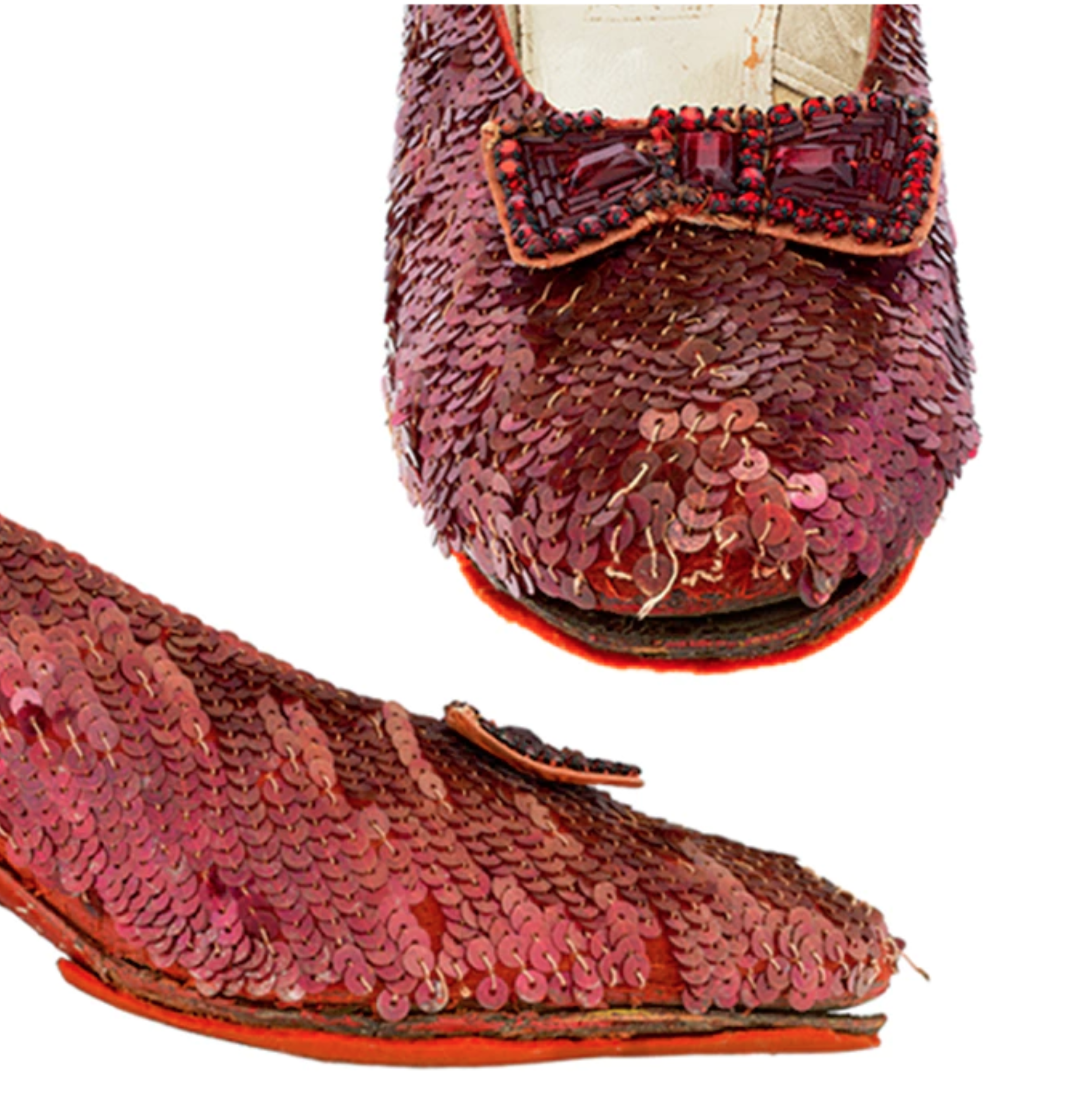 dorothys ruby slippers - HD 2137×2163