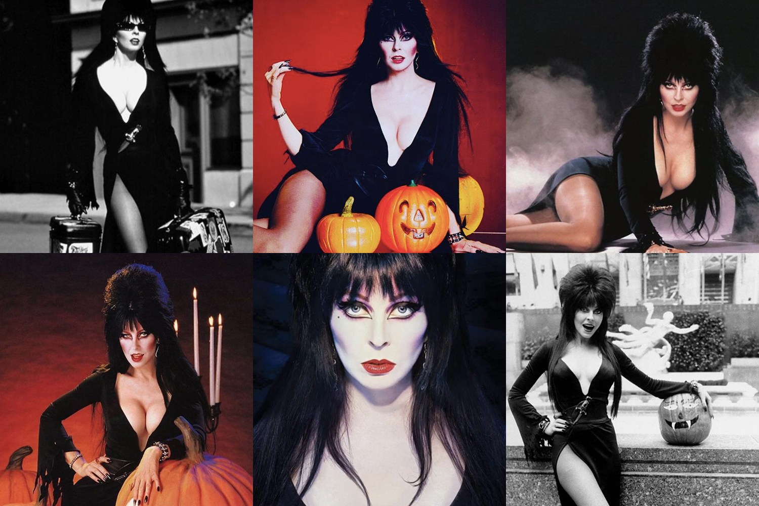 the pin-up queens of halloween – fashion magazine – cometrend