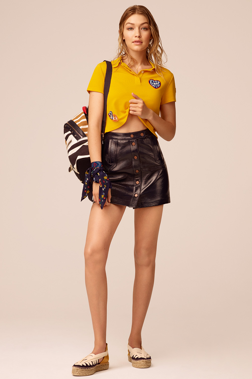 50fc0c9c See Gigi Hadid's Entire Second Collcetion With Tommy Hilfiger ...