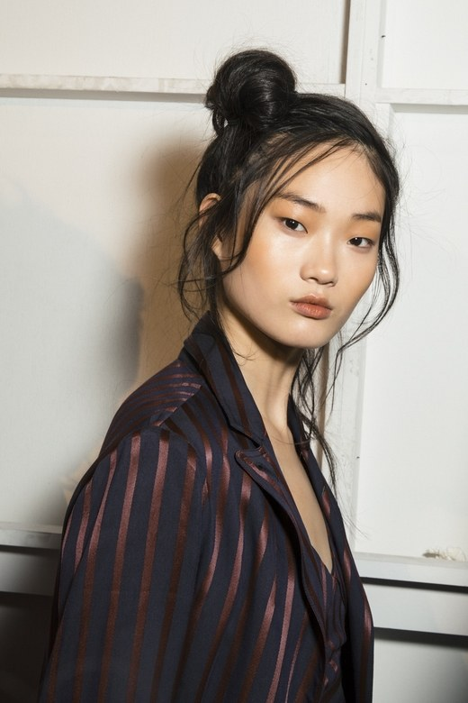 The Best Hairstyles At Nyfw Fall 2017