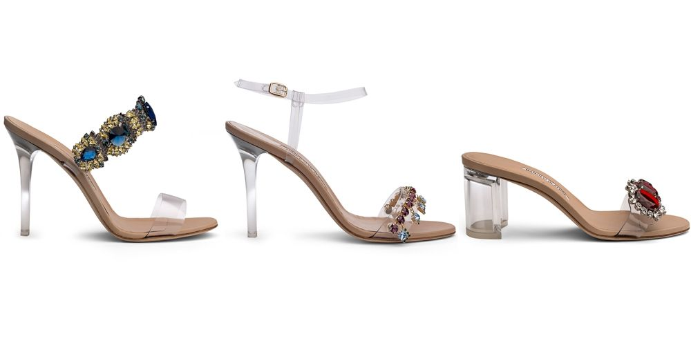 "b3cfe93ed10 Your First Look At Rihanna s ""So Stoned"" Shoe Collection For Manolo ..."