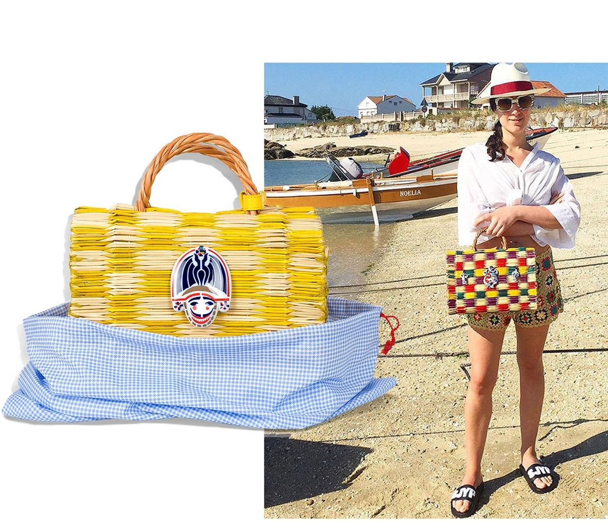 These Chic Bags Come with a Touch of Magic