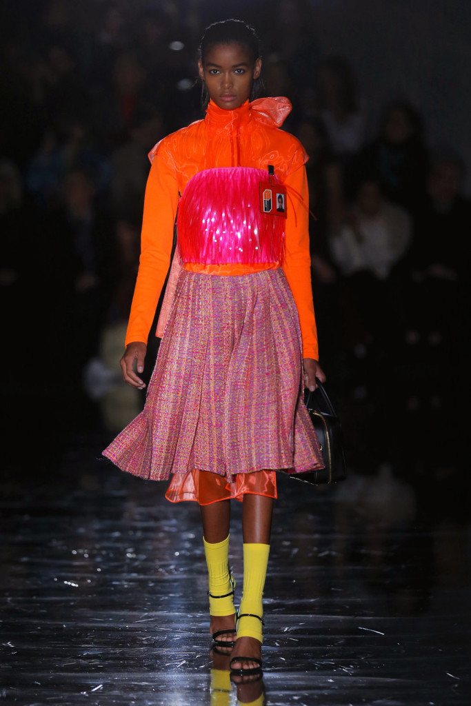 fa701586695f 10 Neon Looks You Need From Prada – Fashion Magazine – Cometrend