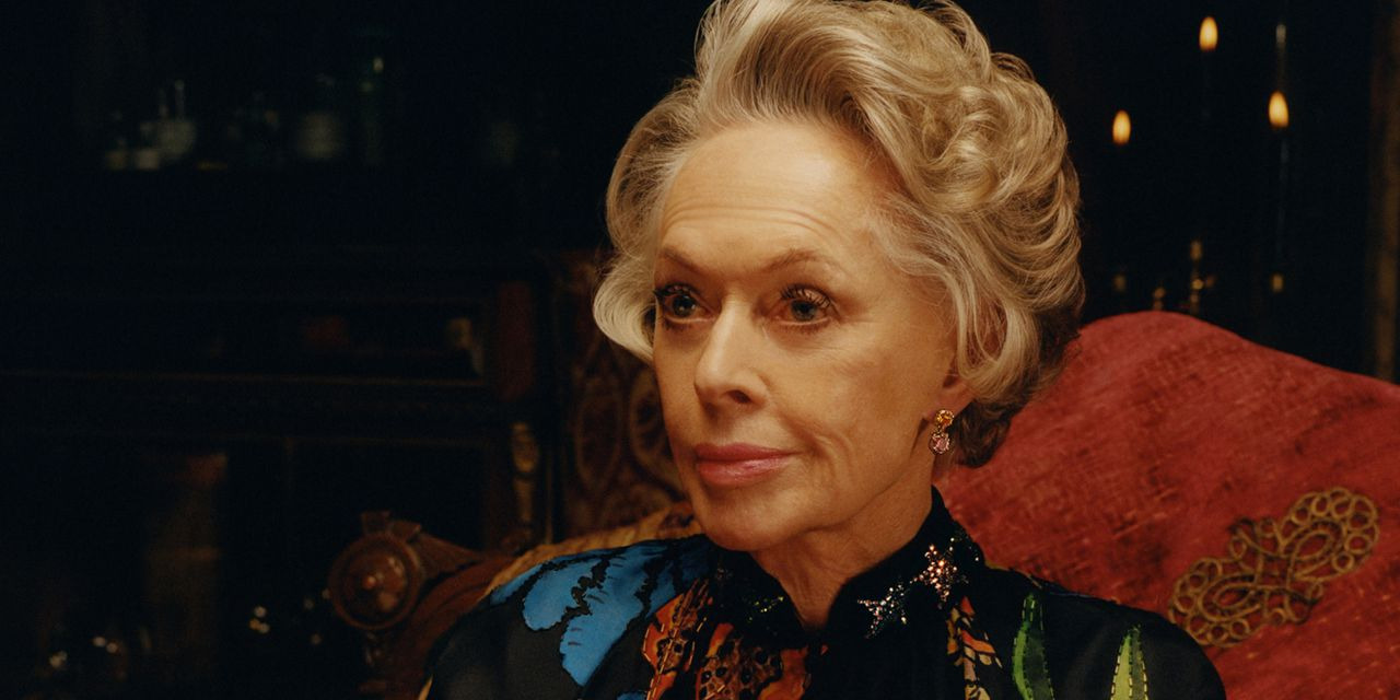 bf14da614 Tippi Hedren Lands A Gucci Campaign At 88 Years Old